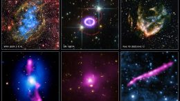 Six New Images from the Chandra Data Archive