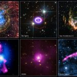 Six New Images from the Chandra Data Archive Released