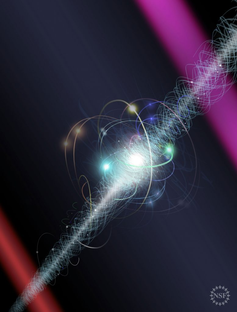 Size Limit for Undiscovered Subatomic Particles