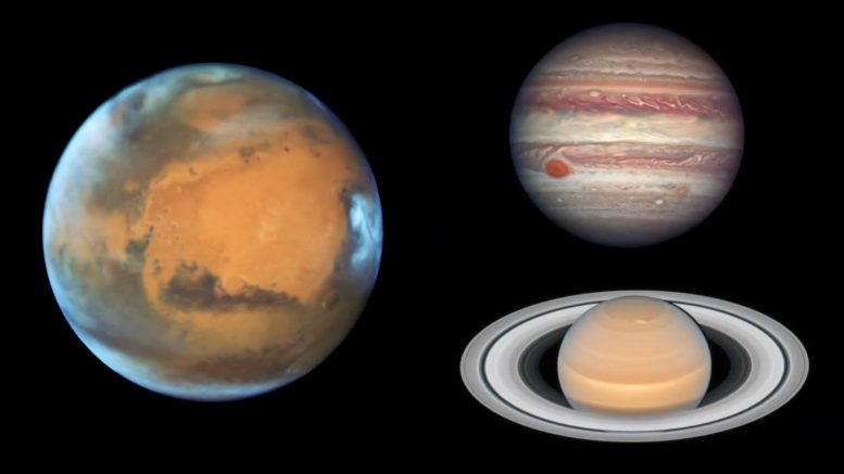 Skywatching Highlights for March 2021