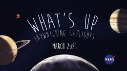 Skywatching Tips March 2021