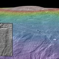 Slopes of Arsia Mons Volcano May Have Been Home to a Habitable Environment