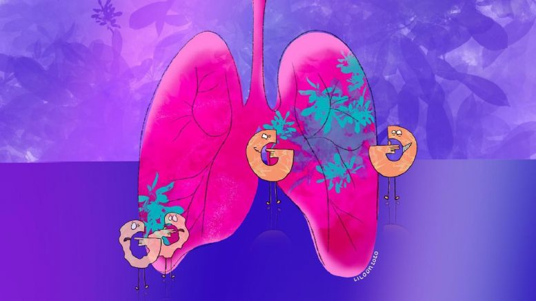 Slows Lung Tumor Growth
