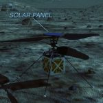 Small Helicopter Could Scout for Future Mars Rovers