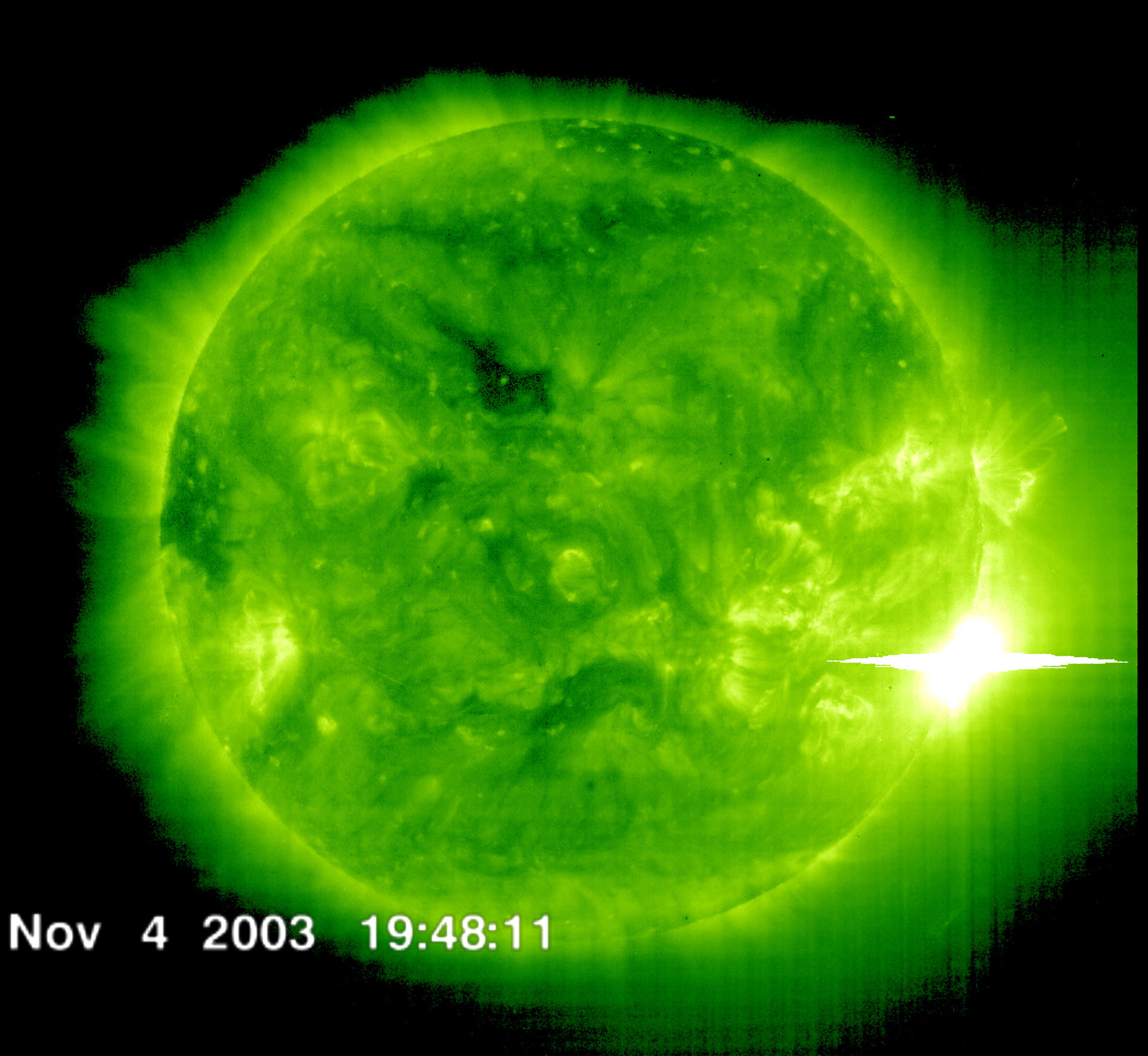 NASA Looks at the Impacts of Strong Solar Flares
