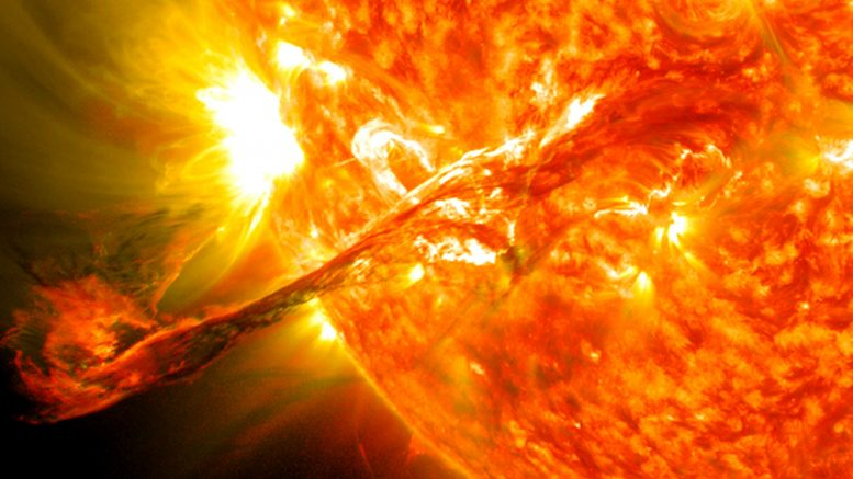 Solar Atmosphere Coronal Mass Ejection