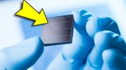 Solar Cell Research Arrow