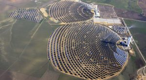 Solar Efficiency in CSP Plants PS10 & PS20
