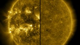 Solar Maximum vs Solar Minimum