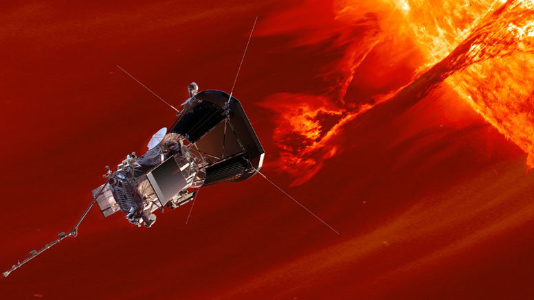 Solar Probe Plus Set For A Trip Inside the Sun's Atmosphere