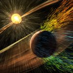 Solar Wind Stripped Mars of Its Atmosphere