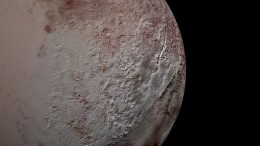 Solving the Mystery of Pluto's Giant Blades of Ice
