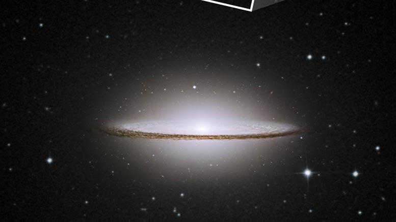 Surprising New Data From Hubble Shows Sombrero Galaxy's Halo Conceals a Turbulent Past - SciTechDaily