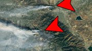 Southern California Fires December 2020 Cover