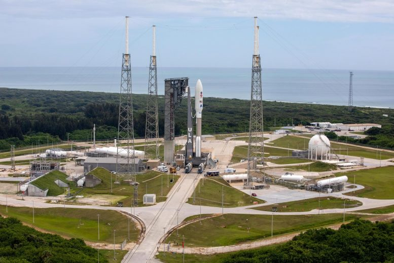 Space Launch Complex 41 at Cape Canaveral Air Force Station