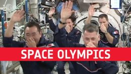 Space Olympics Video