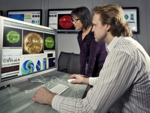 Space Weather Center