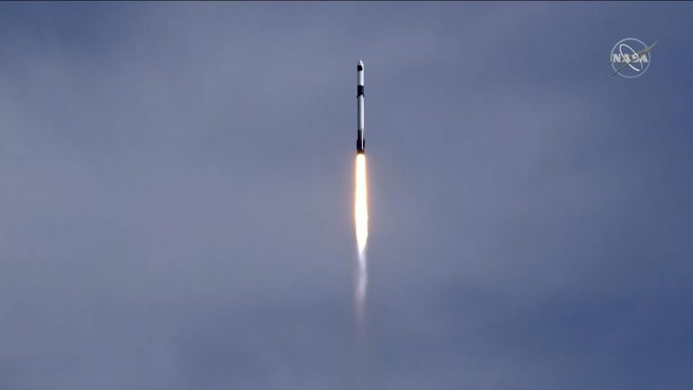 SpaceX 21st Commercial Resupply Mission