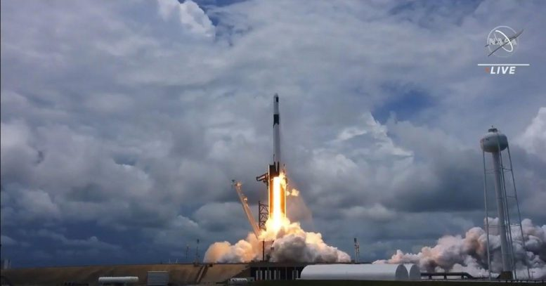 SpaceX CRS-22 Launch