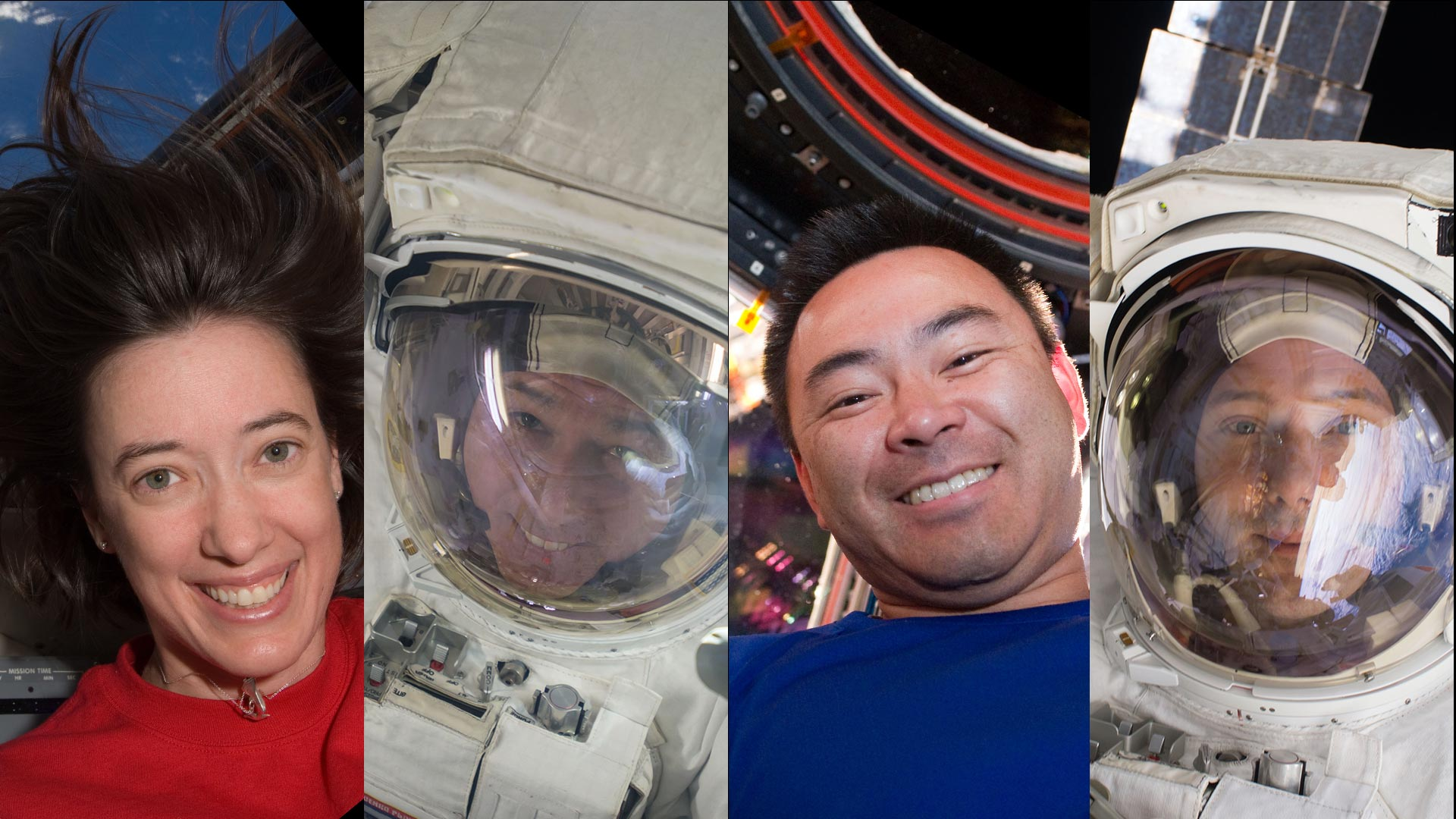 Two astronauts are preparing to return Earth aboard SpaceX's Crew Dragon spaceship