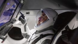 SpaceX Crew Dragon Astronaut Robert Behnken