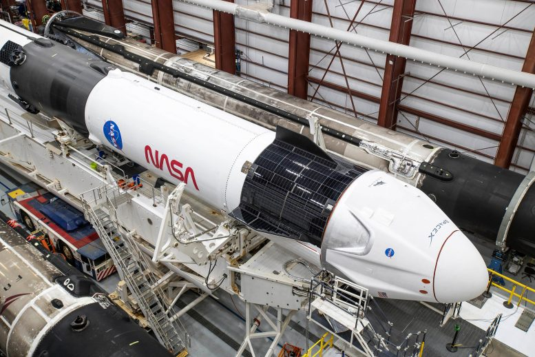 SpaceX Falcon 9 rocket and Crew Dragon Resilience