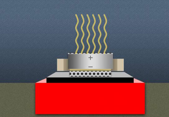 Special Coating Makes Batteries Safer
