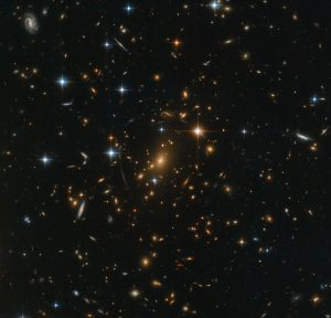 Spectacular Hubble Telescope Image of Galaxies