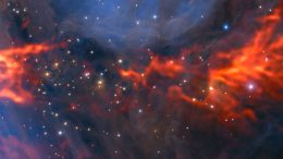 Spectacular and Unusual ALMA Image Orion Nebula