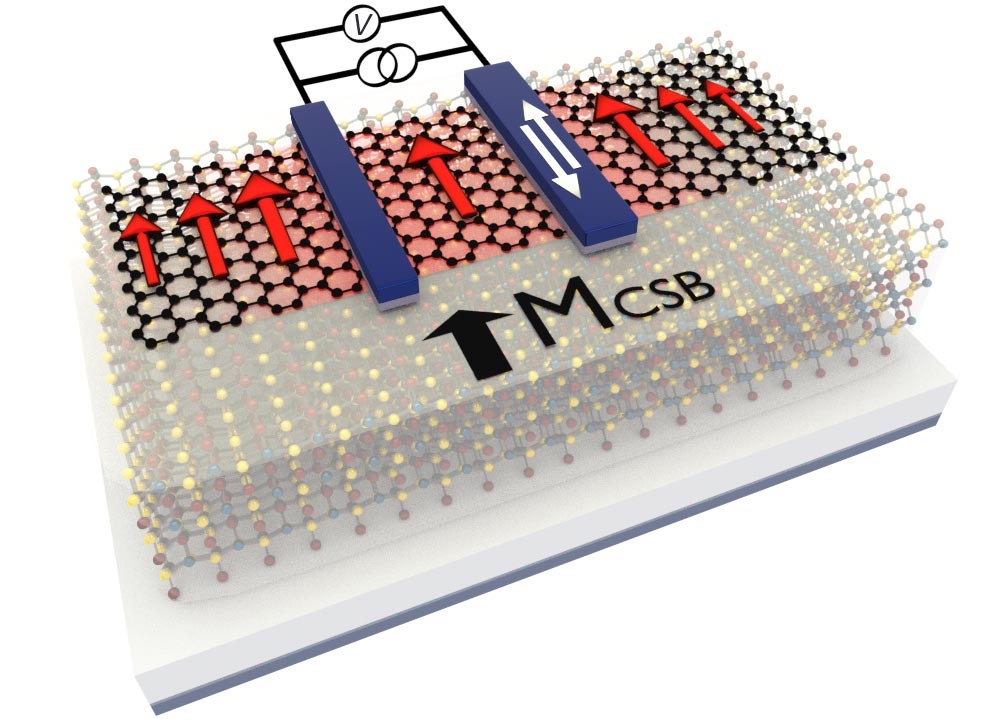Towards 2D Spin-Logic Memory Technology Using Magnetic Graphene