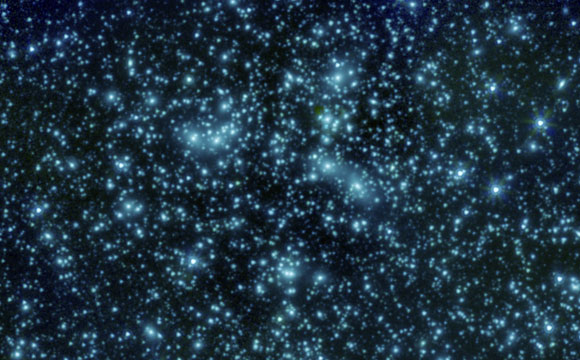 Spitzer Completes Its Observations for the Frontier Fields Project