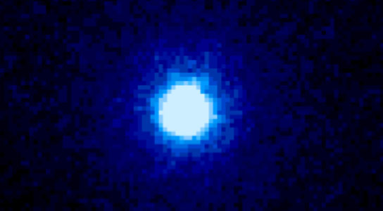 Spitzer Views Gas Emissions From Comet ISON