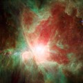 Spitzer Views the Orion Nebula
