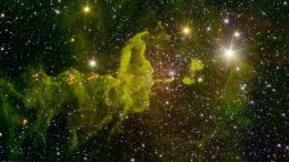Spitzer Views the Spider Nebula
