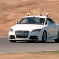 Stanford's self-driving Audi TTS