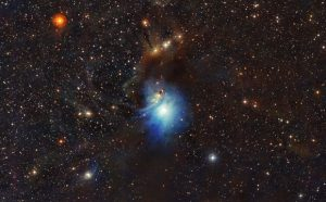 Star HD 97300 Provides a Reflection for Nebula IC 2631