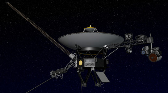 Status Update on Voyager 1 Location