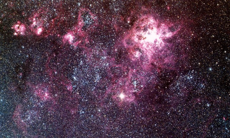 A Stellar Explosion Could Be Visible In the Night Sky In