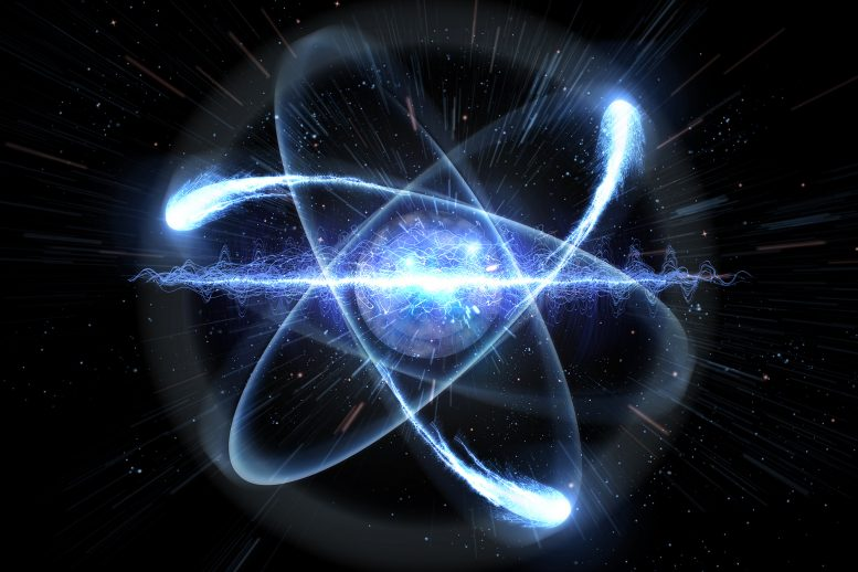 Stock Photo Representing Quantum Symmetry