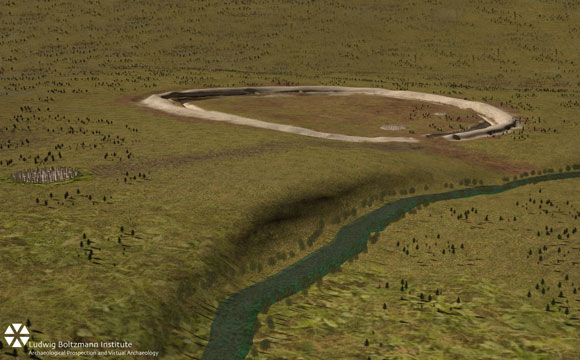 Stonehenge Hidden Landscapes Project Reveals Traces of Standing Stones Beneath Durrington Walls