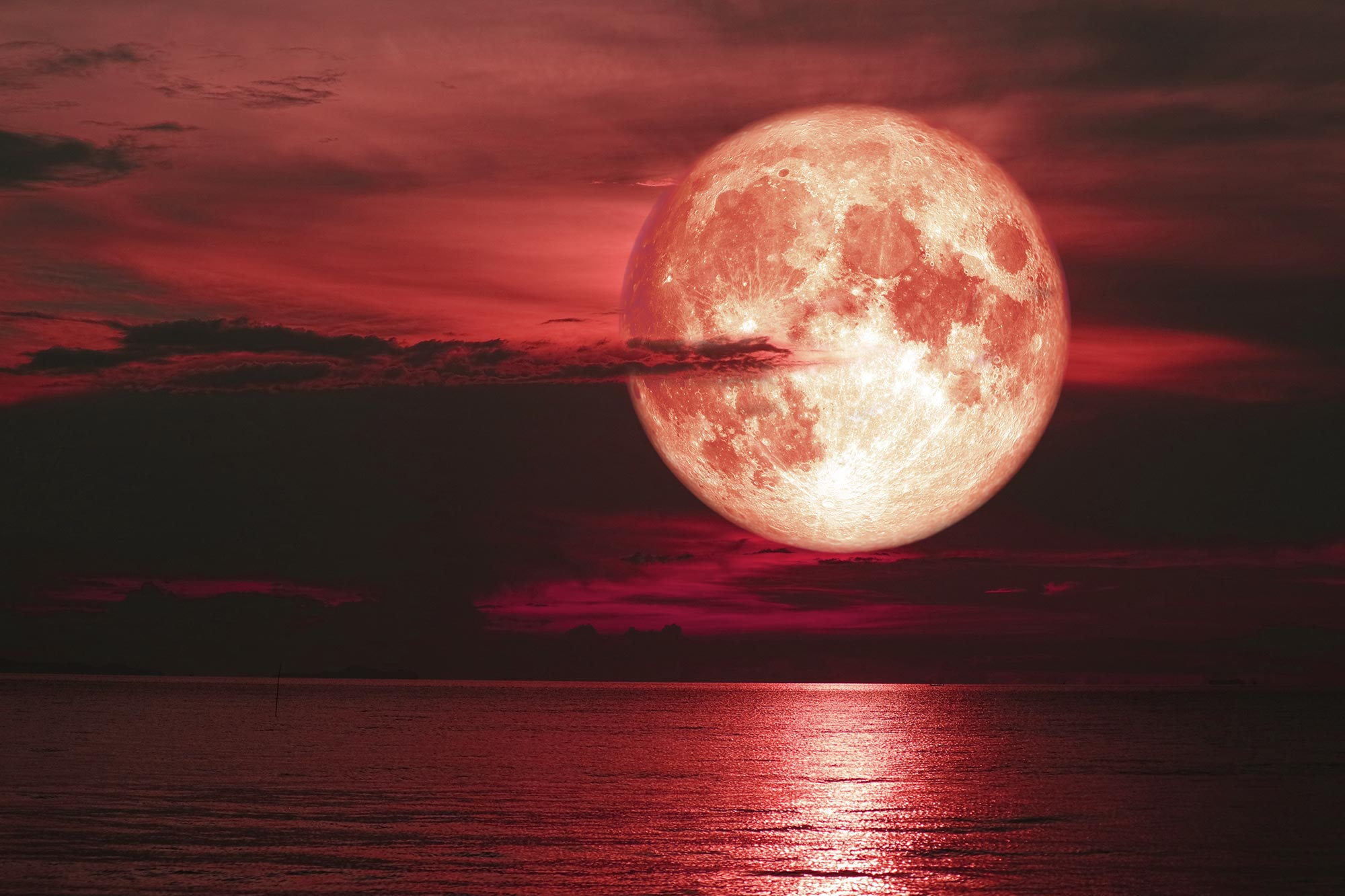 Strawberry Moon 2020: Best times to watch