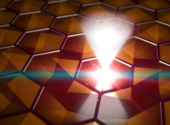 Stronger 3D Material Behaves Like Graphene