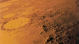 Study Explains Why Mars Growth Was Stunted