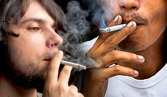 Study Finds Differences in Smoking Habits between African Americans and Whites