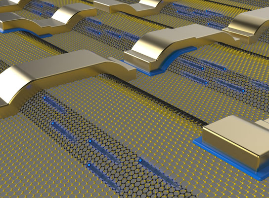 Study Reveals Ballistic Transport in Graphene Nanoribbons