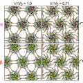 Study Reveals Superlattices Create Molecular Machines with Hydrogen Bond Hinges and Moving Gears