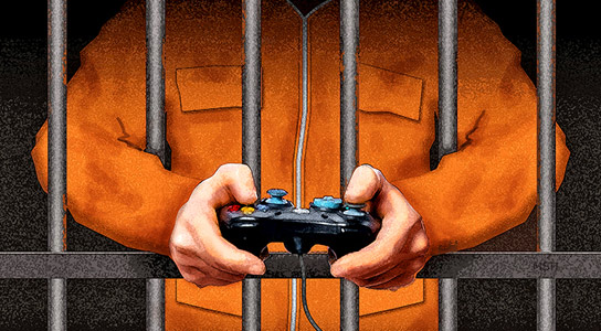 Study Shows Computer Games Can Change the Behavior of Psychopaths