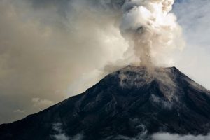 Study Shows Massive Eruptions Likely Triggered Mass Extinction