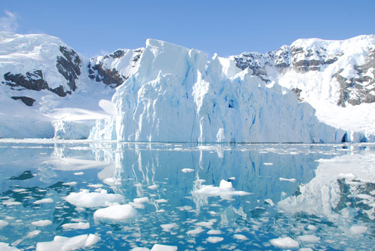 Study Shows Todays Antarctic Region Once as Hot as California and Florida
