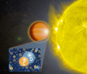 Study Shows WASP-18b Has Smothering Stratosphere Without Water